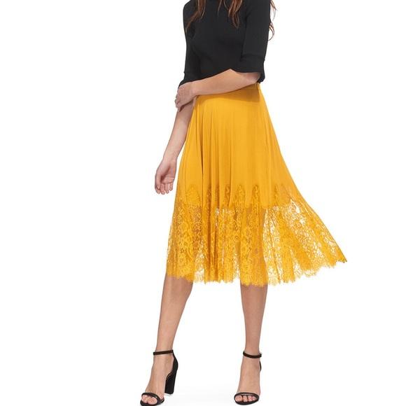 5146f39db6 Whistles Skirts | Lilian Pleated Skirt | Poshmark